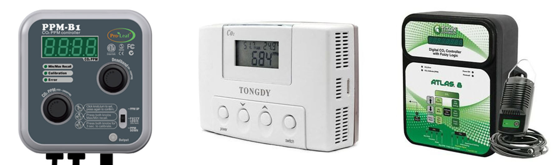 Контроллер Со2 для теплицы